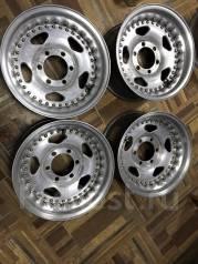 Centerline Wheels. 8.5x16, 6x139.70, ET0