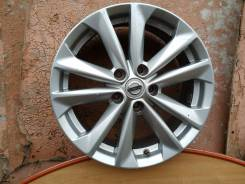 Nissan. x17, ЦО 40,0мм.