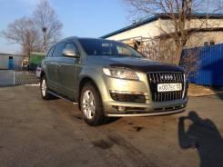 Audi Q7. автомат, 4wd, 3.0 (233 л.с.), дизель, 162 000 тыс. км