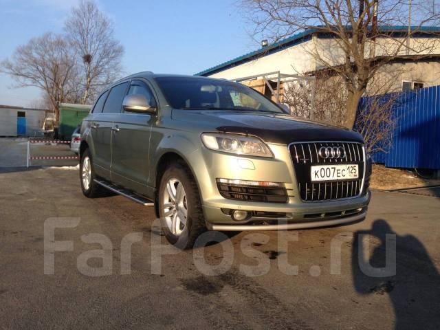 Audi Q7. автомат, 4wd, 3.0 (233л.с.), дизель, 162 000тыс. км