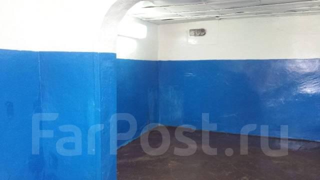 Гаражи кооперативные. переулок Тихий 5, р-н гарнизон Барановский, 36кв.м., электричество, подвал. Вид изнутри