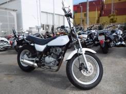 Suzuki. 200 куб. см., исправен, птс, без пробега