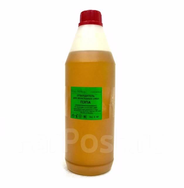 Отвердитель полиэтиленполиамин ПЭПА для эпоксидной смолы (0,5 кг)
