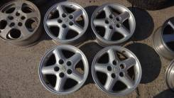 Nissan. 6.5x15, 5x114.30, ET40, ЦО 66,0мм.