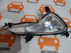 ПТФ Hyundai Solaris, левый