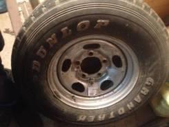 Dunlop Grandtrek AT22. Всесезонные, износ: 50%, 1 шт