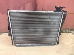 Радиатор охлаждения двигателя. BMW 3-Series, E46/3, E46/2, E46/4, E46/2C, E46, 2, 3, 4 Двигатели: M54B22, M54B30, N46B20, M54B25