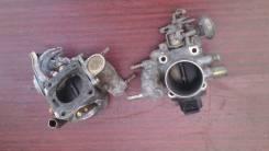 Заслонка дроссельная. Toyota Mark II, GX71 Двигатель 1GEU