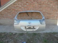 Дверь багажника. Toyota Harrier, ACU30