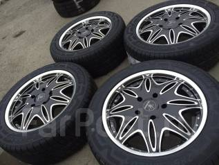 R20 новые диски Black Diamond + 285/50R20 NEW (ЛЕТО) №M-KO89.5. 9.0x20 5x150.00 ET50 ЦО 110,1 мм.