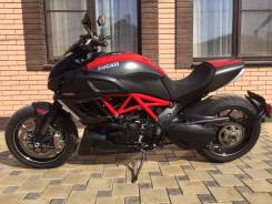 Ducati Diavel Carbon. 1 200 куб. см., исправен, птс, с пробегом. Под заказ