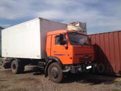 Камаз 43253. изотермический фургон, 6 700 куб. см., 8 000 кг.
