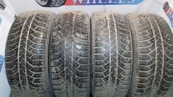 Bridgestone Ice Cruiser. Зимние, шипованные, износ: 50%, 4 шт