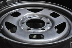 Steel Wheels. 6.0x16, 6x139.70, ET27, ЦО 106,5мм.