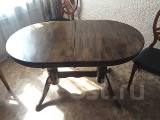 Срочно продам стол со стульями