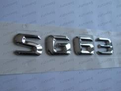 Эмблема. Mercedes-Benz G-Class, W463