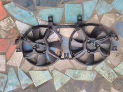 Вентилятор радиатора кондиционера. Mitsubishi Delica, PD4W, PD8W, PB5W, PD6W, PE8W, PC5W, PB6W Двигатель 6G72