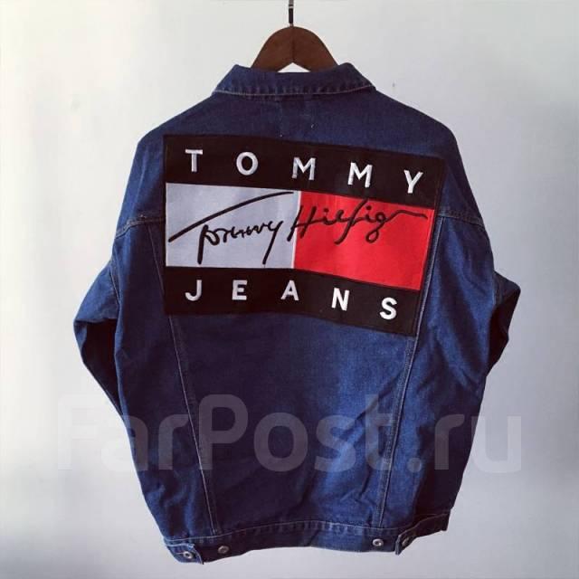 Джинсовая куртка Tommy Hilfiger - Верхняя одежда во Владивостоке 1b64dd775f441