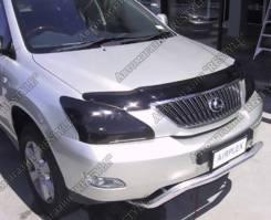 Дефлектор капота. Lexus RX330, MCU38 Lexus RX350, GGL15W, GGL16W, GGL10W, GGL15, SUV, GSU30, GSU35 Lexus RX300, MCU35, MCU10 Lexus RX400h, MHU38 Toyot...