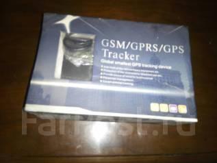 Автомобильный GPS трекер.