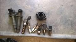 Датчик детонации. Toyota Vitz, KSP90 Двигатель 1KRFE