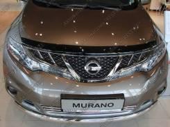 Дефлектор капота. Nissan Murano, TZ51, TNZ51, PNZ51, Z51