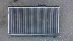 Радиатор охлаждения двигателя. Toyota Altezza Двигатель 1GFE