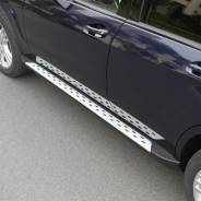 Подножка. Mercedes-Benz GLK-Class, X204