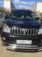 Toyota Land Cruiser Prado. автомат, 4wd, 4.0 (249 л.с.), бензин, 105 000 тыс. км