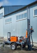 Pride. Прицепная Буровая установка Trailer 15, 420 куб. см., 3 900 кг. Под заказ