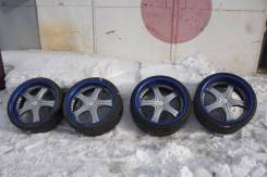 Продам шикарные разноширые колеса. 10.5/8.5x21 5x114.30, 5x120.00 ET13/19