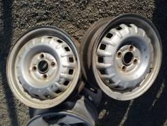 Bridgestone. 5.0x14, 4x100.00, ET45, ЦО 54,1мм.