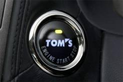 Кнопка запуска двигателя. Toyota Crown Toyota Mark X, GRX120