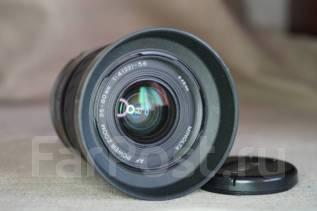 Объектив Minolta AF 35-80 mm f/ 4-5.6 Power Zoom. Для Sony Alpha, диаметр фильтра 55 мм