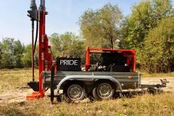 Pride. Прицепная Буровая установка Trailer 60, 4 150 куб. см., 3 900 кг. Под заказ