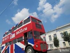 AEC Routemaster. Продам двухэтажный автобус Даблл Деккер, 65 мест