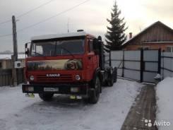 Камаз 5410. + Самосвальный Полуприцеп, 210 куб. см., 15 000 кг.