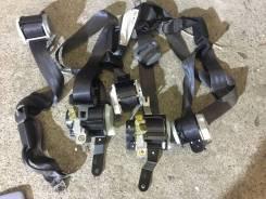 Ремень безопасности. Toyota Cresta, JZX100, JZX101, GX100, JZX105, GX105 Toyota Mark II, GX105, JZX105, JZX100, GX100, JZX101 Toyota Chaser, GX100, JZ...
