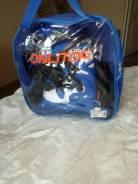 Комплект ролики+защита+сумка Новый
