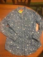 Рубашки джинсовые. 48
