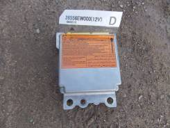 Блок управления airbag. Nissan Bluebird Sylphy, KG11
