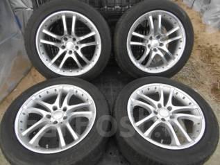 R 18 Brabus Mercedes комплект разношироких дисков 4шт. 8.5/9.5x18, 5x112.00, ET35/38