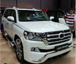 Решетка радиатора. Toyota Land Cruiser. Под заказ