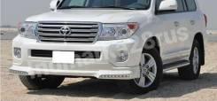 Губа. Toyota Land Cruiser, URJ202, VDJ200, URJ202W, J200 Двигатели: 1VDFTV, 1URFE, 3URFE