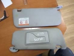 Козырек солнцезащитный. Toyota Vitz, SCP10