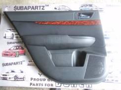 Обшивка двери. Subaru Legacy B4, BM9 Subaru Legacy, BR9, BM9 Двигатели: EJ253, EJ255