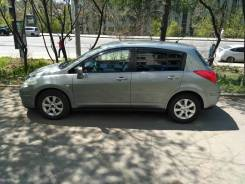 Nissan Tiida. автомат, передний, 1.6 (110 л.с.), бензин, 130 тыс. км