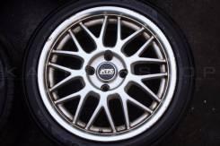 Отличные колеса на 17 KTS с жирной свежей резиной