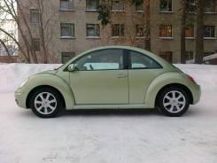 Volkswagen New Beetle. автомат, передний, 1.6 (102 л.с.), бензин, 88 000 тыс. км. Под заказ