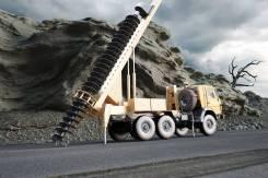 Pride. Буровая установка МБШ 812, 11 150 куб. см., 6 000 кг. Под заказ